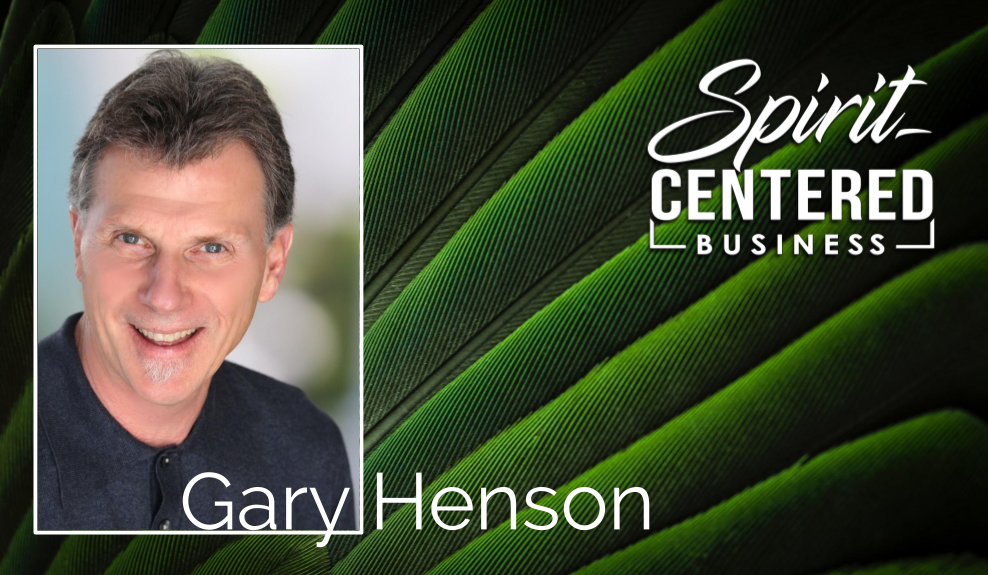 07 Transforming Who You are Being – Gary Henson