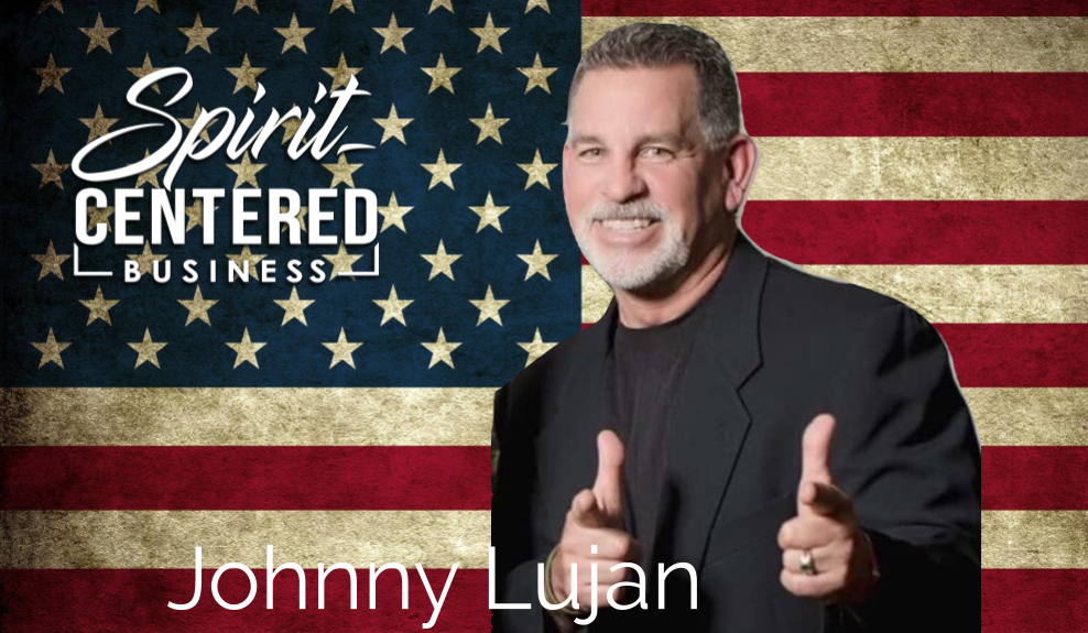 16: The Courage to be Honest – Johnny Lujan