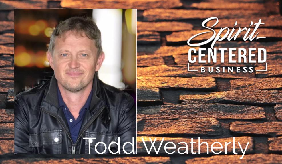 20: The Mechanics of Breakthrough – Todd Weatherly