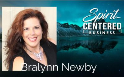 22: It's Not the Time to Shrink Back – Bralynn Newby