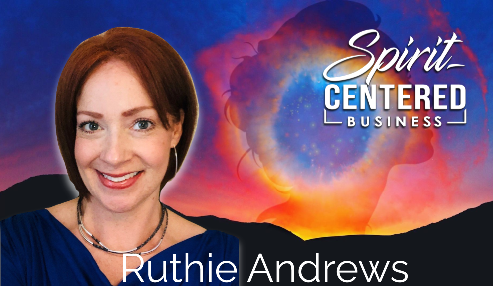 32: Forerunning & Discernment in the Next Age – Ruthie Andrews