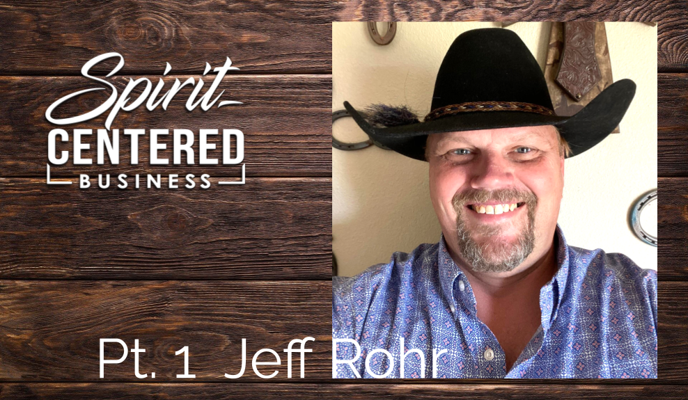 37: Pt. 1 Operating in Identity vs. Idolatry – Jeff Rohr
