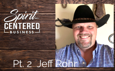 38: Pt. 2 Operating from Covenant Positioning – Jeff Rohr