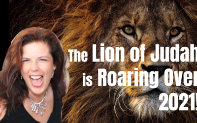 45: The Lion of Judah is Roaring Over the New Year