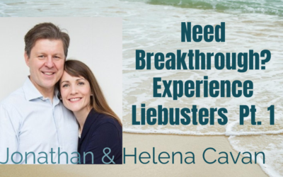 51: Pt. 1 Need Breakthrough? Experience Liebusters – Jonathan and Helena Cavan