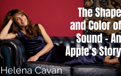 54: The Shape and Color of Sound – An Apple's Story – Helena Cavan