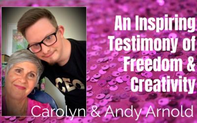 53: An Inspiring Testimony of Freedom, Carolyn & Andy Arnold with Helena and Jonathan Cavan