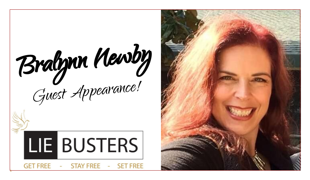 58: Bralynn's Story of Breaking Free – Guest Appearance on Experience Liebusters